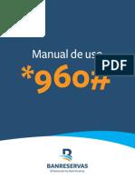 Manual de Uso 960 Banreservas