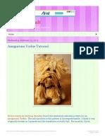 Dog Amigurumi