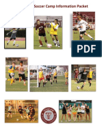Texas Aggie Soccer Camp- June 15-19th Information Packet