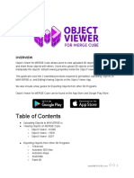 Object Viewer Getting Started Guide