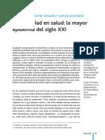 Desigualdad en Salud- La Mayor Epidemia Del Siglo XXI (1)