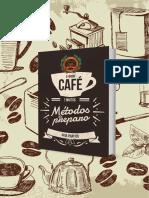 eBook Café e Muitos Métodos de Preparo
