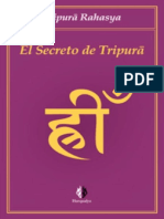 Tripura Rahasya - El secreto de Tripura