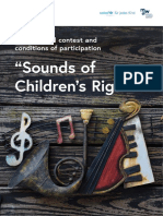 International Composition Contest - Sounds of Childrens' Rights