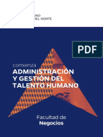 Administracion Gestion Talento Humano
