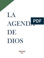 La Agenda de Dios 2.11