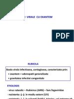S2 Curs 5 - Infectii Virale. Exantem