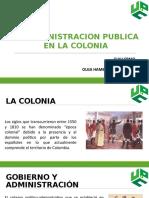 Admon Publica en La Colonia 2
