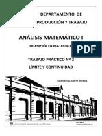 AM1-TPNº2- 2015