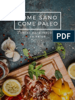 Come Sano Come Paleo eBook