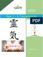 Reiki Nível 2 – Transformação Okuden - Final