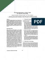 Bayesian Estimation vs Fuzzy Logic for Heuristic Reasoning