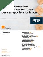 EE La Transformacion Digital Del Sector Transporte