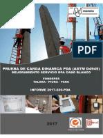 Informe Pda Cabo Blanco 31-05-17