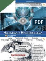 Holistica y Epistemología