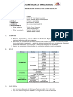 Plan de Mejoramiento de Las Capacidades en El Área de Matemática 2019