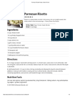 Parmesan Risotto Recipe _ Taste of Home