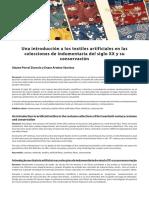 Dialnet-UnaIntroduccionALosTextilesArtificialesEnLasColecc-5590157