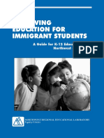 Improving Ed for Immigrant Students