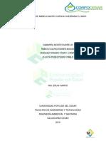Plan de Manejo Micro Cuenca