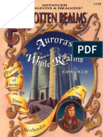 AD&D - Forgotten Realms - Aurora's Whole Realms Catalogue