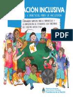 Eliminando Barreras Para El Aprendizaje y La Participacion de Los Estudiantes Con Trastorno Del Espectro Autista Tea