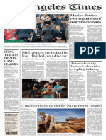 Los Angeles Times - June 07 2019