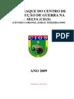 Almanaque Do Centro de Instrução de Guerra Na Selva (CIGS)