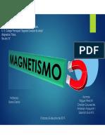 Linea de Tiempo de Magnetismo