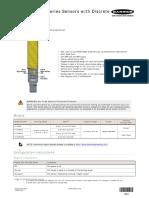 Banner Sensor Manual