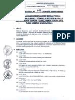 Directiva 003.2014. Tdr Contratacion Bienes