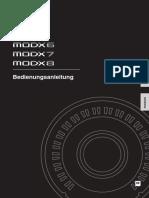 MODX Bedienungsanleitung