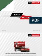 Bujias Motorcraft