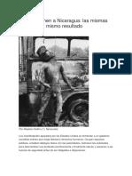 De Tiananmen a Nicaragua