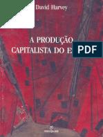 David Harvey-La Prod Capitalista Del Esp