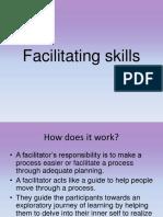 Facilitating Skills