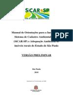 Manual Sicar Preliminar