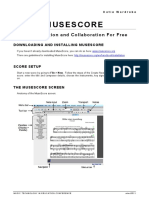 MuseScore Session Notes