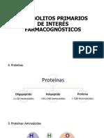 Metabolitos Primarios - Proteinas