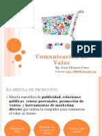 Clase 10 - Comunicación