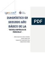 Diagnóstico Comunitario Escuela Republica de Venezuela