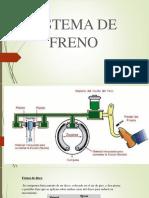 Sistema Frenos