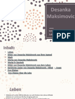 Desanka Maksimovic