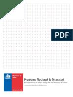 Programa Nacional de Telesalud CHILE