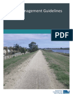 Levee Design Construction and Management Guidelines