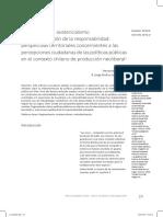 Fragmentacion Asistencialismo e Individualizacion