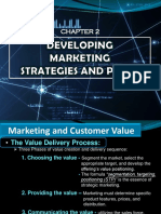 CHAPTER 2 Developing Marketing Strategies