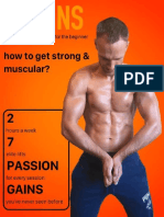 IronGAINS How to Get Strong & Muscular - eBook 1st Edition.compressed
