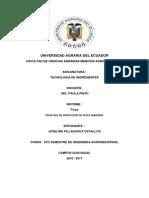 informe parasitologia peces