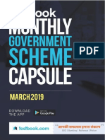 Monthly Governmenty Schemes March 2019 Capsule d47677e5